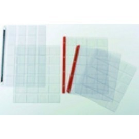FUNDA para DIAPOSITIVAS IBERPLAS PVC 150 225x275mm 4 TAL 20 DPTO