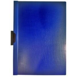 DOSSIER CLIP ESSELTE PVC CLIP FILE A4 pinza METAL 30h AZUL VIVIDA
