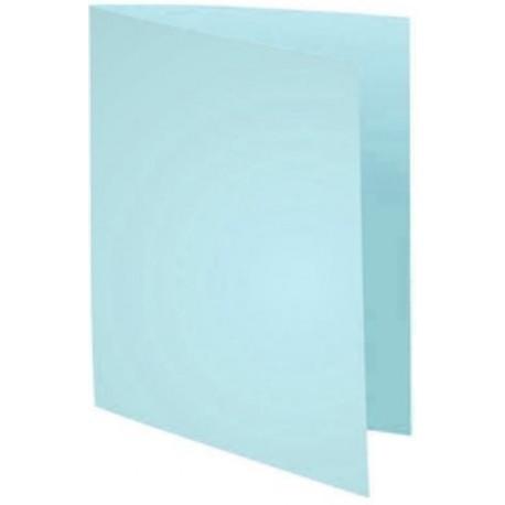 Subcarpeta Exacompta Forever 180 170g A4 Azul Claro Paquete De 100