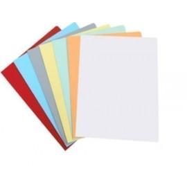Subcarpeta Gio 180g Pastel Fº Rojo Paquete De 50 (Sb2054-000-00)