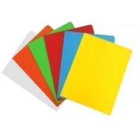 Subcarpeta Gio 250g Intenso A4 Rojo Paquete De 50 (Sb1044-000-00)