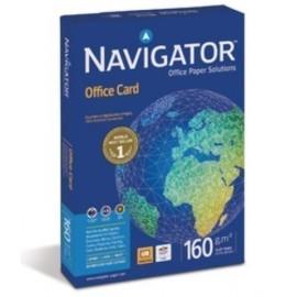 PAPEL A3 NAVIGATOR 160g 250h OFFICE CARD
