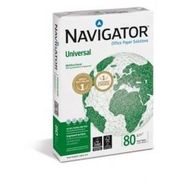PAPEL A4 NAVIGATOR 80g 500h UNIVERSAL