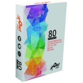 PAPEL A4 OLEF 80g 500h COPY