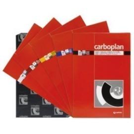 PAPEL CARBON CARBOPLAN F caja de 100 AMARILLO