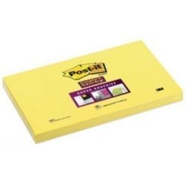 TACO NOTAS POST IT 655 S 90hj 76X127 SUPER STICKY