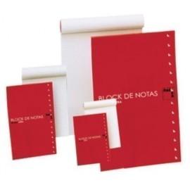 BLOCK DE NOTAS PACSA CON TAPA 16 80h CUADRIC 4x4