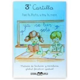 CUADERNO LAMELA CARTILLA de LECTURA N 3