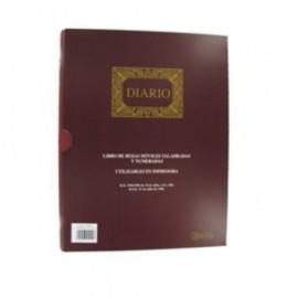 LIBRO CONTABILIDAD A4 100 HOJAS MOV DIARIO