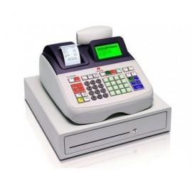 OLIVETTI Caja registradora ECR 8200S alfanumérica térmica/LCD/blanca B4393001
