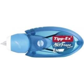 CORRECTOR CINTA TIPPEX MICRO TAPE TWIST 5 mm x 8 m