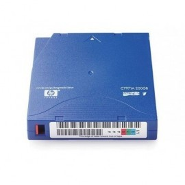 HP Cartuchos datos ULTRIUM LTO 1   100Gb 609m C7971A
