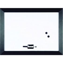 BI-OFFICE Pizarra Magnetica  Blanca Kamashi 45x60 PBKN4560