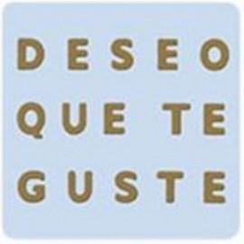 ETIQUETAS REGALO ADH ROLLO 500 uds DESEO QUE TE GUSTE