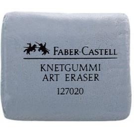 Goma De Borrar Faber-Castell 7020 Moldeable (Carboncillo-Pastel) (Ud.)