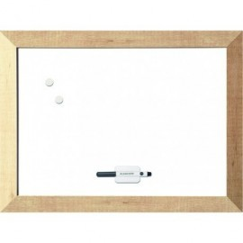 BI-OFFICE Pizarra Magnetica  Kamashi 60x90 cm Borrador+rotulador+2 imanes incluidos MM070011222