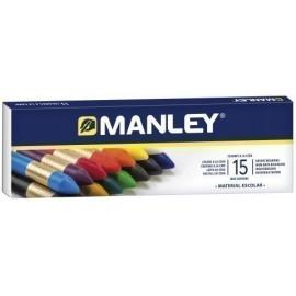 CERAS MANLEY ESTUCHE DE 15 REF 115