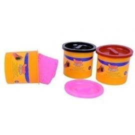 PLASTILINA JOVI BLANDIVER SOFT DOUGH 110 gr ROSA CAJA DE 5