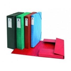 5* Carpeta de proyectos  Lomo 50mm A4 Rojo  100641