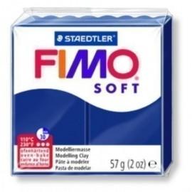 PASTA MODELAR FIMO SOFT AZUL WINDSOR 57 GR