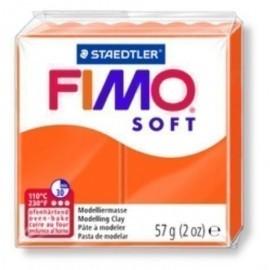PASTA MODELAR FIMO SOFT NARANJA 57 GR