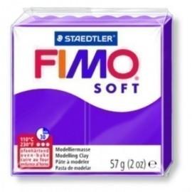 PASTA MODELAR FIMO SOFT PURPURA 57 GR