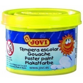 TEMPERA JOVI 35 ml bote AMARILLO LIMON
