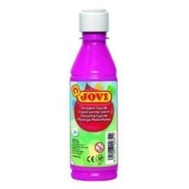 TEMPERA JOVI LIQUIDA 250 ml botella MAGENTA