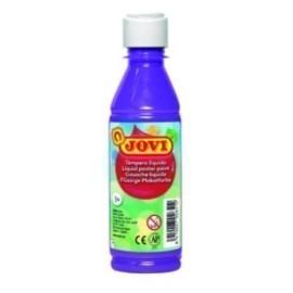 TEMPERA JOVI LIQUIDA 250 ml botella VIOLETA