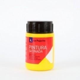 PINTURA LATEX LA PAJARITA 35 ml bote AMARILLO ORO L 02