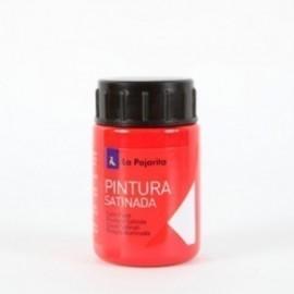 PINTURA LATEX LA PAJARITA 35 ml bote BERMELLON L 07