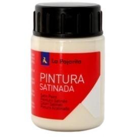 PINTURA LATEX LA PAJARITA 35 ml bote MARFIL L 25
