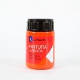 PINTURA LATEX LA PAJARITA 35 ml bote NARANJA L 06