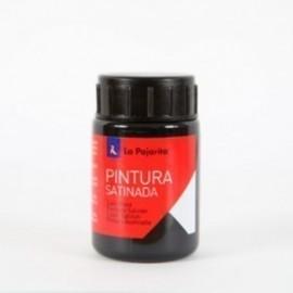 PINTURA LATEX LA PAJARITA 35 ml bote NEGRO L 22