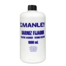 BARNIZ FIJADOR MANLEY 1000 ml botella