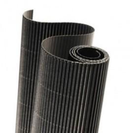 Carton Ondulado Canson 300g Rollo 0,5x0,7 M Negro Paquete De 10