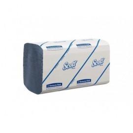 KIMBERLY-CLARK Recambio toallas Scott Pack 15 ud 215 X315 mm 212 servicios 1 capa 6663