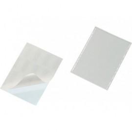 DURABLE Bolsillo adhesivo Pocketfix  Paq.25ud 148x210 Adhesivo Apert. superior Transparente 519650
