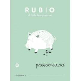 CUADERNO RUBIO A5 ESCRITURA N 0