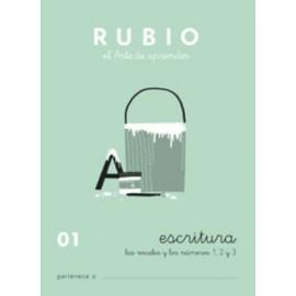 CUADERNO RUBIO A5 ESCRITURA N 01