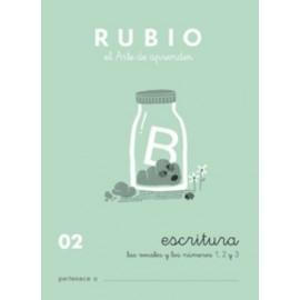 CUADERNO RUBIO A5 ESCRITURA N 02