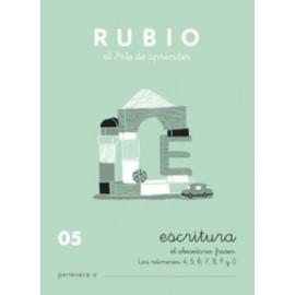 CUADERNO RUBIO A5 ESCRITURA N 05