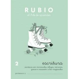 CUADERNO RUBIO A5 ESCRITURA N 2