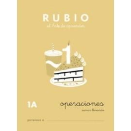 CUADERNO RUBIO A5 OPERACIONES y PROBLEMAS N 1A
