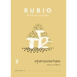 CUADERNO RUBIO A5 OPERACIONES y PROBLEMAS N 2