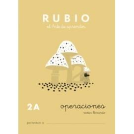 CUADERNO RUBIO A5 OPERACIONES y PROBLEMAS N 2A