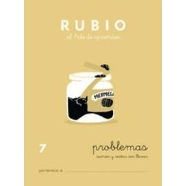 CUADERNO RUBIO A5 OPERACIONES y PROBLEMAS N 7