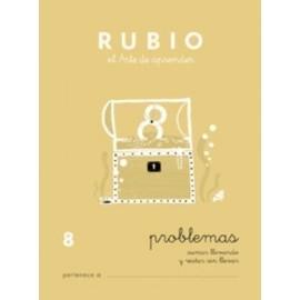 CUADERNO RUBIO A5 OPERACIONES y PROBLEMAS N 8