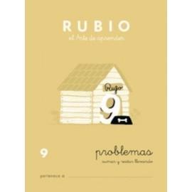 CUADERNO RUBIO A5 OPERACIONES y PROBLEMAS N 9