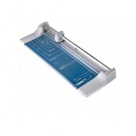 DAHLE Cizallas de rodillo 508 0,8 mm grosor corte A4 Capacidad 6 hojas 440X211X100 1,25 Kg 508-20051